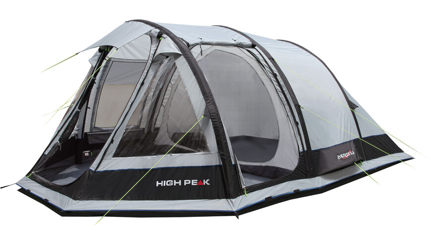 High Peak Aeros 3.0 tent grijs